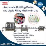 Macchina di rifornimento liquida imbottigliante automatica dell'inserimento per sciampo (GT6T-6G)