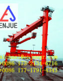 300-1800t / H Continuous Ship Loader ou Ship Unloader on Dock