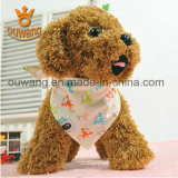 Moda atacado Custom Print Logo Dog Bandana