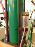 Máquina de inserción con sistema de auto-remachado