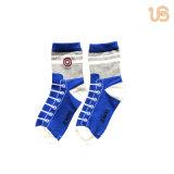 Branded Custom Designed Knitting machine Socks for Servant boy