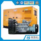 50kw / 63kVA ~ 1000kw / 1250kVA com motor diesel Perkins Silent Diesel Generator / Soundproof Genset