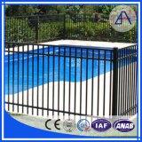 Como2047 Piscina estándar de aluminio/aluminio valla valla de jardín
