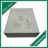 Qualidade superior de caixa de oferta de dobragem personalizado (FP0200008)