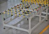 Стеклянные ролик/ленточный транспортер с переходом/подниматься/вращать/таблица