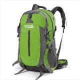 Trouxa ao ar livre impermeável 45 50L do saco de ombro da trouxa ao ar livre do saco do alpinismo