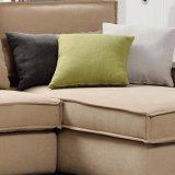 居間の家具の現代デザインファブリックソファー(G7601B)