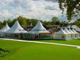 Роскошные напольные круглые шатры партии для поставщика шатров празднества сбывания