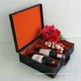 Scatola di cartone del documento del regalo del vino