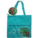 Sac pliable de client de cadeaux, type animal de crevette, sacs réutilisables, légers, d'épicerie et maniable, promotion, accessoires et décoration