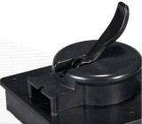 Imprimante de bureau de la résine 3D de cire de précision de l'usine 0.1mm pour le docteur
