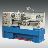 大きい穴の頑丈な精密旋盤機械Hl410d