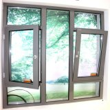 Окно шарнира ручки частей рамки алюминиевого окна