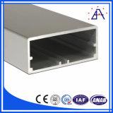 Liga anodizada alta qualidade perfil do alumínio de 6000 séries