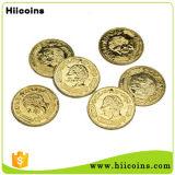 OEMのプラスチックトークン硬貨の中国製卸売によって浮彫りにされるプラスチックトークン硬貨