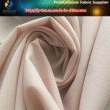 100D Poliéster Spandex gasa, poliester tela tejida de moda para el verano