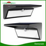 800 Lm 46 LED 태양 운동 측정기 안전 빛 최고 밝은 램프 IP65는 정원 발코니 갑판 안뜰을%s 빛을 방수 처리한다