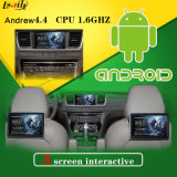 Система обратного навигации самой новой системы Mrn автомобиля Квад-Сердечника Android на Peugeot Download Apps 2008/208/408/508 поддержек