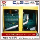 800kVA/640kw de stille Diesel die Reeks van de Generator door Wuxi Power Motor wordt aangedreven