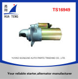 dispositivo d'avviamento di 12V 1.6kw per il motore Lester 6490 di Delco Pg260L