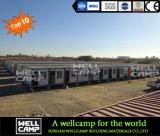 Accampamento di estrazione mineraria di Wellcamp