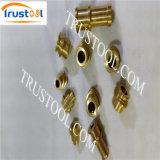 Kupfer maschinell bearbeitete Part/CNC maschinell bearbeitenpräzisionsteile