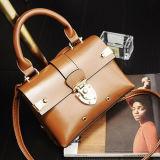 Nuovo sacchetto di spalla caldo della signora Handbag Shiny PU Leather dell'accumulazione 2017 per l'OEM Sy8072 delle donne
