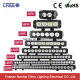 베스트셀러 알루미늄 주거 100W 17inch 크리 사람 LED 표시등 막대 (GT3301-100W)