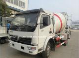 中国熱い販売のための安いDongfeng 6cbm右駆動機構の具体的なミキサーのトラックのコンクリートミキサー車のトラック