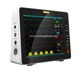 Monitor paciente portable del equipamiento médico de la alta calidad de Ysd16e