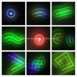La luz láser de animación de RGB mini discoteca haz de luz etapa