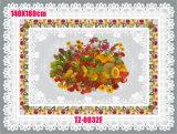Fábrica al por mayor de China de alta calidad de todo en un diseño independiente (TZ-0005) Impreso Mantel transparente 140 * 180cm