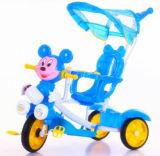 El triciclo de niños embroma el triciclo de Trike del bebé con la figura plástica