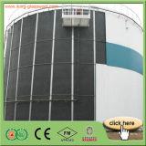 高品質の外壁の建築材料のゴム製泡毛布