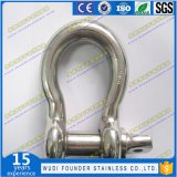 Us Standard Stainless Steel Security Bow Shackle