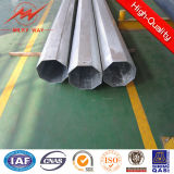 Konische Stahlübertragungs-Stahlpole-Fertigung
