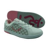 Chaussures de planche à roulettes de mode, chaussures occasionnelles d'espadrille pour les hommes et Madame