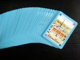 Итальянский рекламных бумаги игральные карты/Custom Poker Игральные Карты