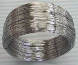 Grado 2, ASTM B348, Hilos de titanio ultrasonidos recocidos / en escabeche 100% Ut