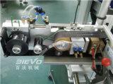 Máquina de etiquetado adhesiva automática aprobada de la etiqueta engomada de la botella redonda del Ce