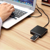 Carregador portuário do divisor do USB 4 Multi-Functional da porta do cubo multi