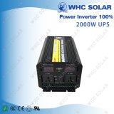 充電器及びUPSが付いている高周波12V 220V 2000W太陽エネルギーインバーター