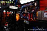 Machine automatique de soufflage de corps creux de bouteille de 6 cavités/machine de soufflement d'animal familier (7200-7800B/H)