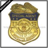 Emblema da segurança da alta qualidade para o departamento da profissão (BYH-10041)