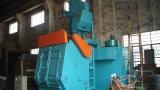 Macchina di pulizia di granigliatura di Pedrail/strumentazione di brillamento della rotella (Q3210)