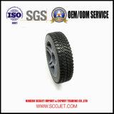 Gomme di gomma personalizzate alta qualità con la rotella di plastica
