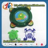 Neue springende Frosch-gesetzte fördernde Plastikspielwaren für Jungen