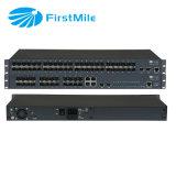 L2 L3 10g Comutador Ethernet de fibra óptica gerenciada
