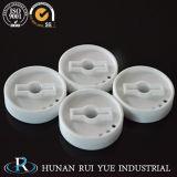 discos de cerámica de la distribución del alúmina del 95% el 99%