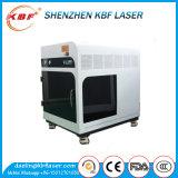 prix de borne de laser de machine de gravure du laser 3D en cristal
